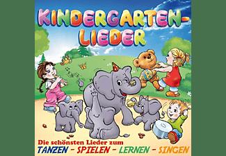VARIOUS - Kindergartenlieder  - (CD)