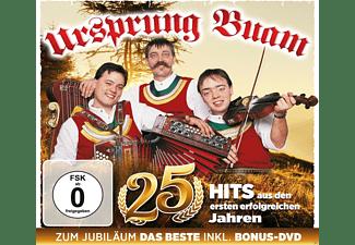 Ursprung Buam - Zum Jubiläum das Beste inkl.B  - (CD + DVD Video)