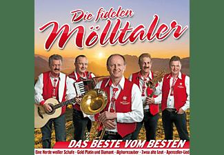 Die Fidelen Mölltaler - Das Beste vom Besten-Unsere gr  - (CD)