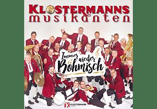 Klostermann Musikanten - Immer wieder böhmisch  - (CD)