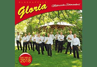 Blaskapelle Gloria - Mährische Schmankerl  - (CD)