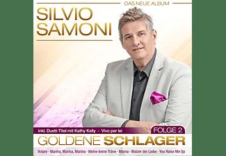 Silvio Samoni - Goldene Schlager-Folge 2  - (CD)
