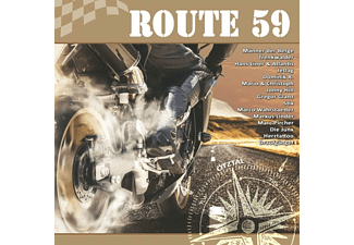VARIOUS - Route 59  - (CD)