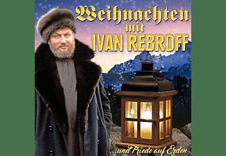 Ivan Rebroff - Weihnachten mit Ivan Rebroff...und Friede auf Erd  - (CD)