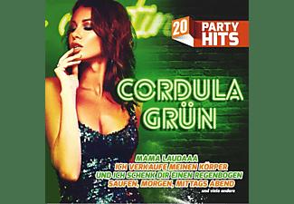 VARIOUS - Cordula Grün-20 Party Hits-Die größten Stimmun  - (CD)
