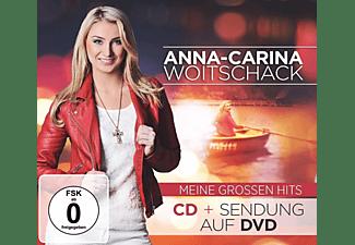 Anna-Carina Woitschack - Meine großen Hits-CD+Sendung auf DVD  - (CD + DVD Video)