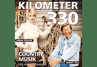 Jonny Hill, Linda Fellner, Uva - Kilometer 330-Country-Musik  - (CD)