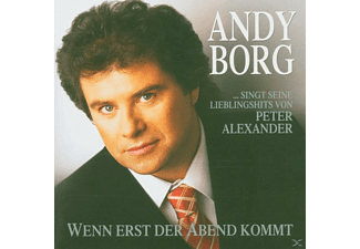 Andy Borg - Singt Seine Lieblingshits Von Peter Alexander  - (CD)