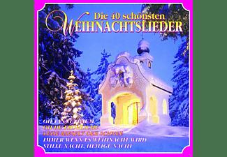 VARIOUS - Die 40 Schönsten Weinhachtslieder  - (CD)