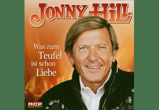 Jonny Hill - Was zum Teufel ist schon Liebe  - (CD)
