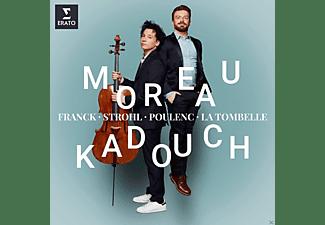 Edgar Moreau, David Kadouch - Cellosonaten  - (CD)
