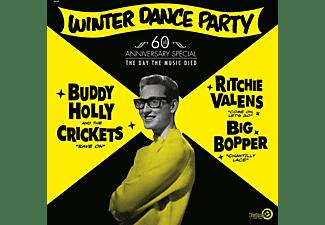 VARIOUS - WINTER DANCE PARTY  - (Vinyl)