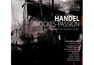 Richard Egarr, Academy Of Ancient Music - Brockes-Passion  - (CD)
