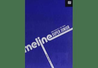 Super Junior - Time Line (Special Version)  - (CD)