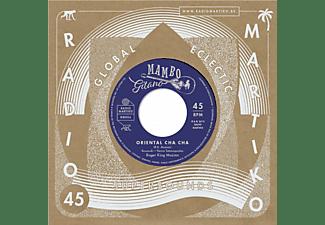 Roger King Mozian - Oriental Cha Cha/Sirocco (Mambo)  - (Vinyl)