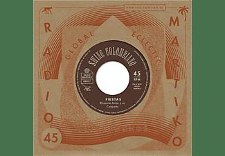 Ricaurte Arias Y Su Conjunto, Orquesta Pacho Galan - Fiestas/Estambul  - (Vinyl)