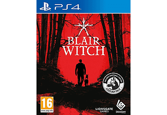 Blair Witch UK PS4
