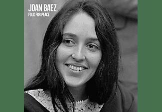 Joan Baez - Folk For Peace (White Nbrd LP)  - (Vinyl)