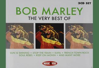 Bob Marley - The Very Best Of (3CD)  - (CD)
