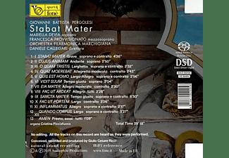 Daniele Callegari, Orchestra Filarmonica Marchigi - Stabat Mater (Natural Sound Recording)  - (SACD Hybrid)