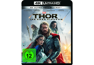 Thor - The Dark Kingdom 4K Ultra HD Blu-ray + Blu-ray
