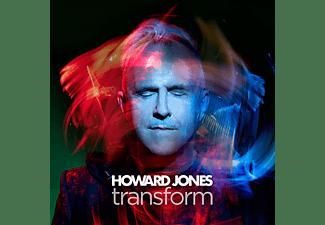 Howard Jones - Transform (180g LP)  - (Vinyl)