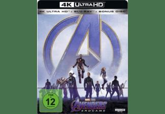 Avengers: Endgame - (4K Ultra HD Blu-ray) Steelbook Edition