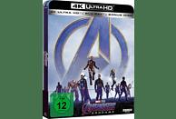 Avengers: Endgame (Limited Steel Edition) [4K Ultra HD Blu-ray + Blu-ray]