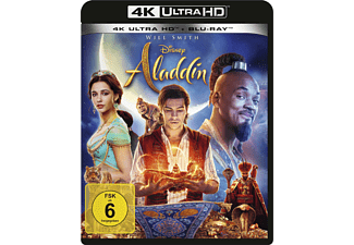 Aladdin 4K Ultra HD Blu-ray + Blu-ray