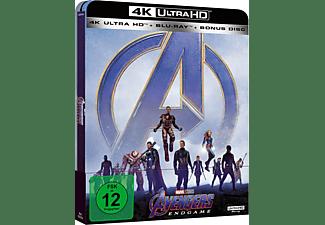 Avengers: Endgame [4K Ultra HD Blu-ray + Blu-ray]