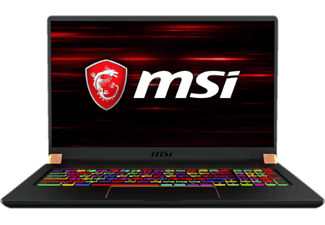 MSI Gaming Notebook GS75 9SF-274DE - Stealth, Schwarz, RTX2070 (0017G1-274)