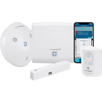 HOMEMATIC IP 153348A0 Starter Set Alarm