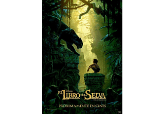 El Libro de la Selva (Acción Real) - DVD