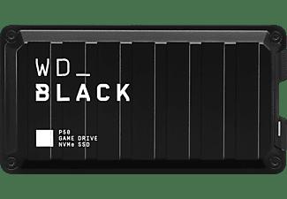 WD BLACK™ P50 Game Drive SSD 1 TB, Gaming-Festplatte, Schwarz