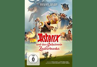 Asterix und das Geheimnis des Zaubertranks DVD