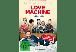 Love Machine DVD