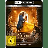 DIE SCHÖNE UND DAS BIEST(LA/UHD+2D) [4K Ultra HD Blu-ray]