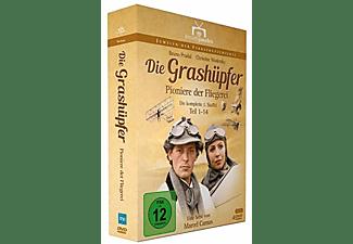 Die Grashuepfer-Pioniere der Fliegerei-Staffel DVD