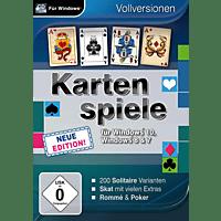 Kartenspiele für Windows 10 - Neue Edition - [PC]