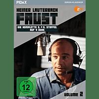 Faust - Volume 2 (Staffel 3+4) [DVD]