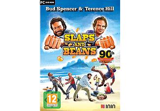 PC - Bud Spencer & Terence Hill: Slaps And Beans - Anniversary Edition /D