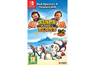 Switch - Bud Spencer & Terence Hill: Slaps And Beans - Anniversary Edition /D