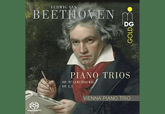 Wiener Klaviertrio - Piano Trios  - (SACD Hybrid)