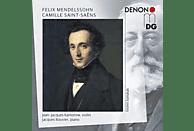 Jacques Rouvier, Jean-jacques Kantorow - Violin Sonatas [CD]