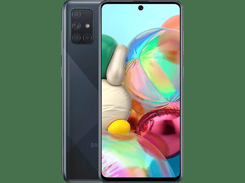SAMSUNG Smartphone Galaxy A71 Zwart (SM-A715FZKULUX)