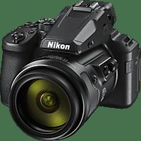 NIKON Coolpix P950 Bridgekamera Schwarz, 16 Megapixel, 83 fach opt. Zoom, LCD-TFT