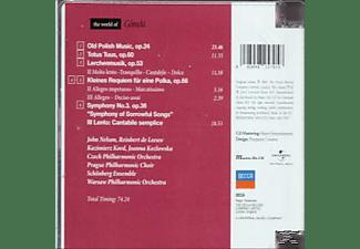 Various Condunctors, Various Orchestras - WORLD OF  - (CD)