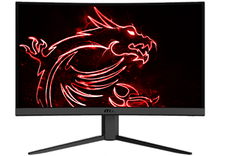 "MSI Optix G24C4 - 24"" Välvd FHD VA 144 Hz FreeSync Gamingskärm"