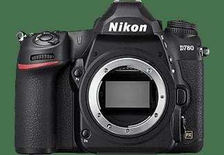 NIKON D780 Spiegelreflexkamera, 4K, FullHD, Touchscreen Display, Schwarz