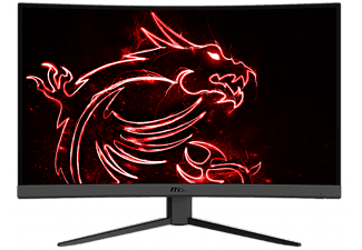 "MSI Optix G27C4 - 27"" Välvd FHD VA 165 Hz FreeSync Gamingskärm"